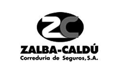 Zalba Caldu Logotipo
