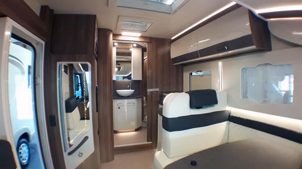 Magis 66XT interior