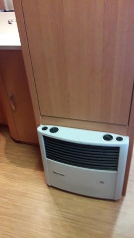 KNAUS 450FU SPORT interior calefacción