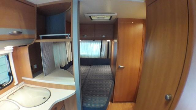 KNAUS 450FU SPORT interior